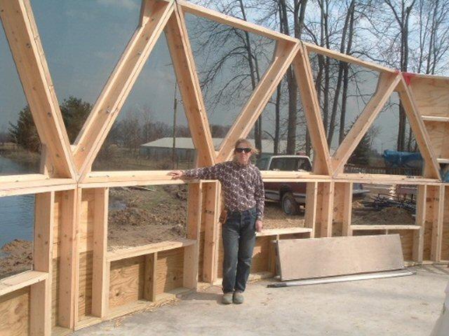 Goodkarmadomes Geodesic Dome Home