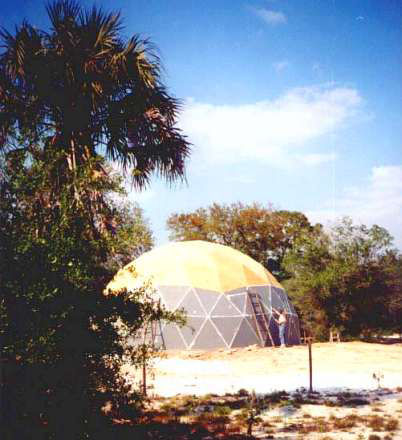 GoodKarmadomes - Dome Raisings and Pictures